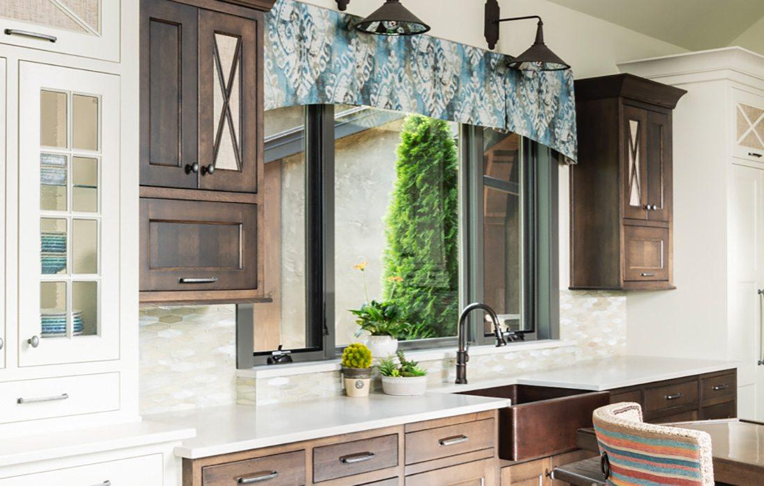 Interior design by DKW Designs in Springfield MO