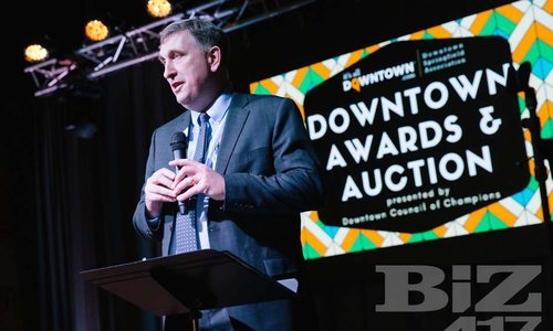 Downtown Springfield Association's Annual Downtown Awards 2019