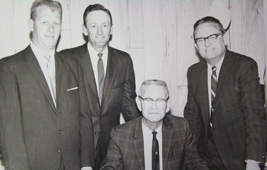 Dewitt & Associates Inc.'s founders