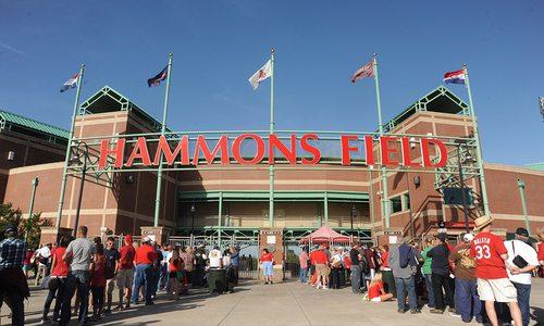 Hammons Field in Springfield MO