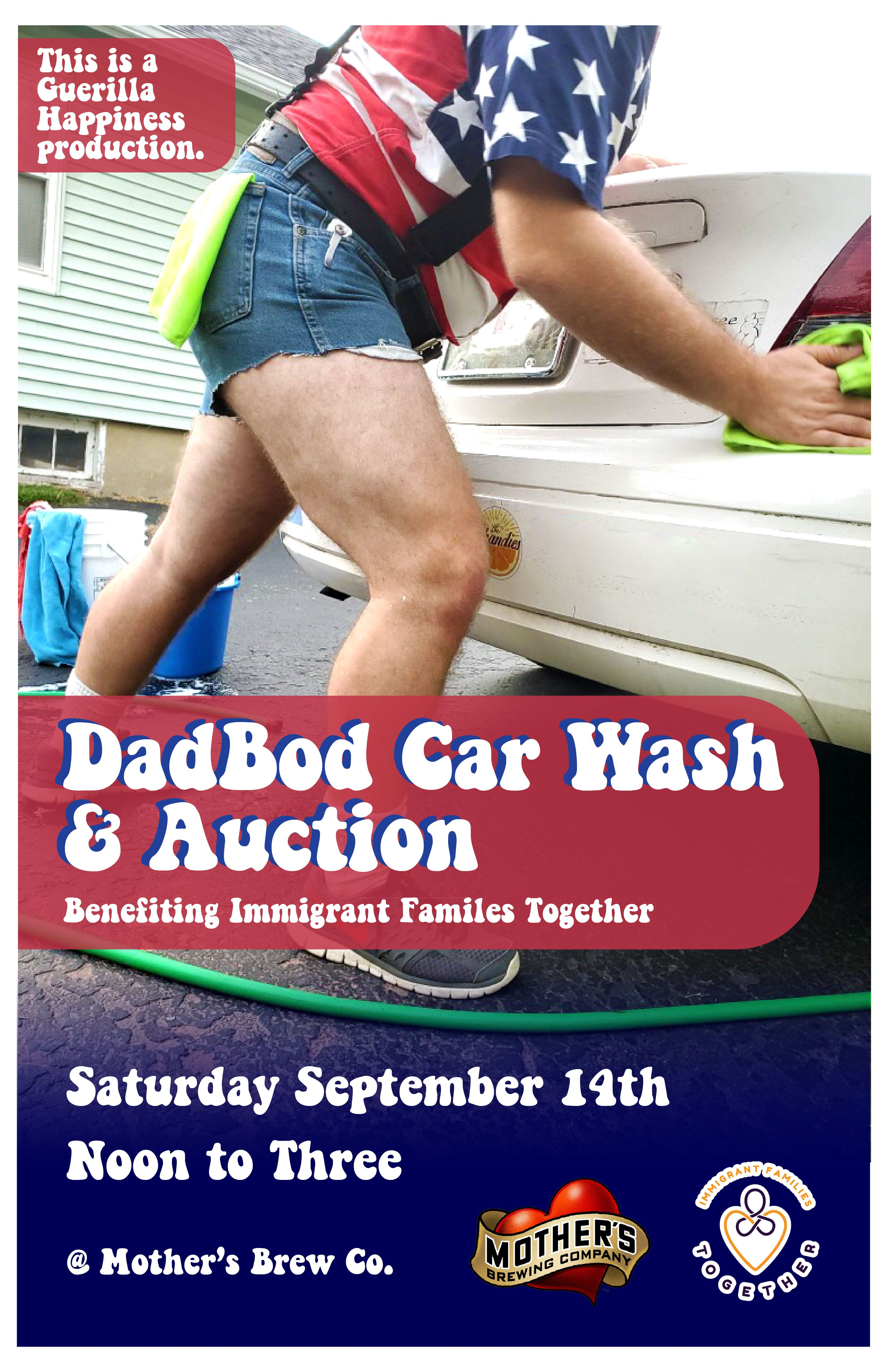 Car wash fundraiser in Springfield, MO
