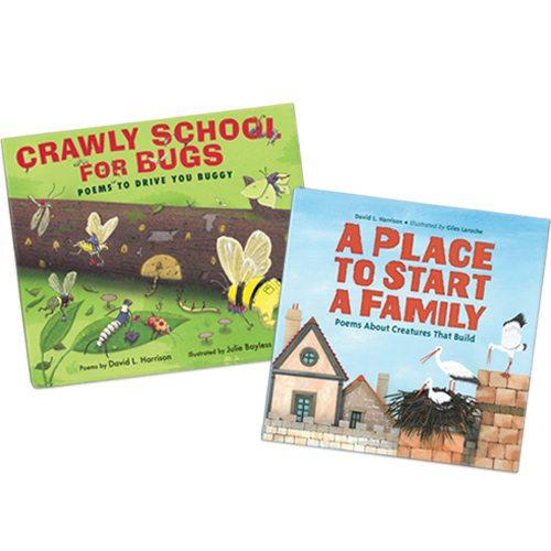 David Harrison's Children's Books