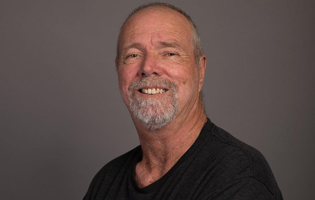 David Wagner headshot