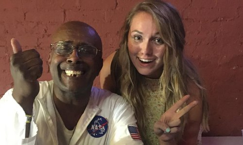 David Liebe Hart teleports to 417-land