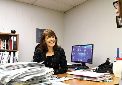 A Day in the Life of Denise Silvey of Paul Mueller Co.
