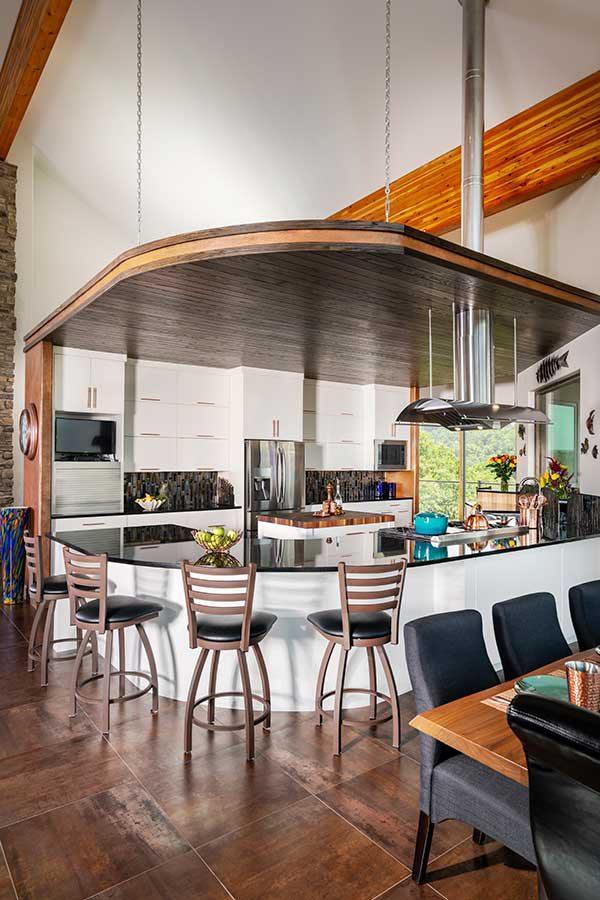 Hollister Home, John Allen and Linda Allen