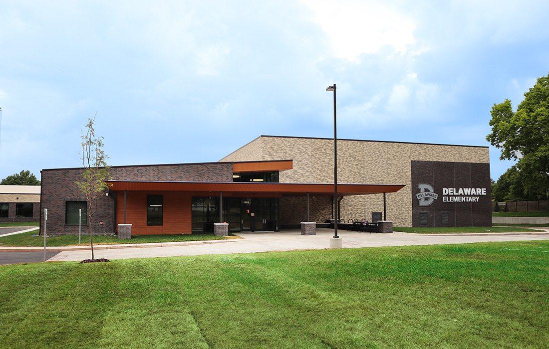 Delaware Elementary School in Springfield MO