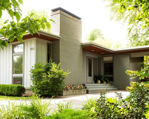 Keith and Kim Chaffin's Contemporary Charmer in the Delaware Neighborhood