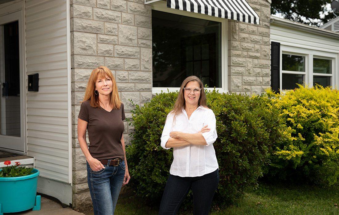 Michele Lawrence and Ramona Williams Springfield MO