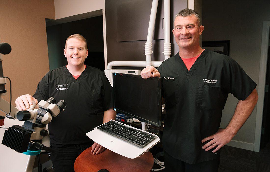 Greater Springfield Endodontics doctors