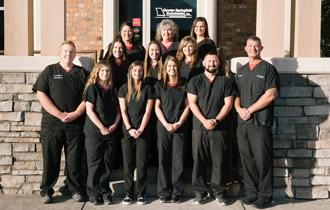 Greater Springfield Endodontics staff