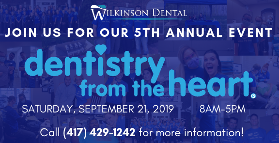 Free Dental Care Charity Event in Springfield, MO
