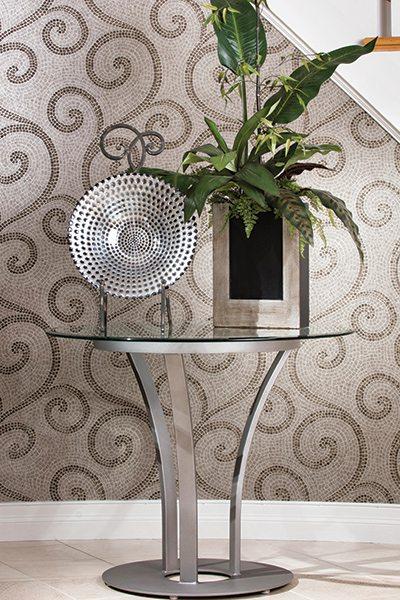 417 Home Design Awards 2015 - Living Room Winner: Side Table and Details