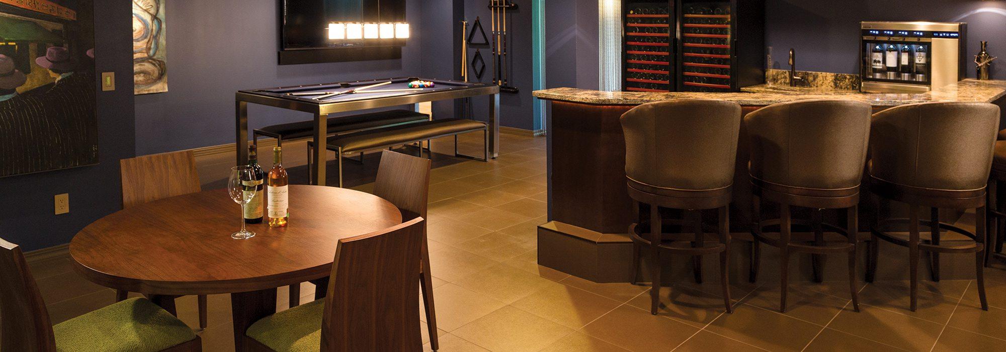 417 Home Design Awards 2015 - Family Room Winner