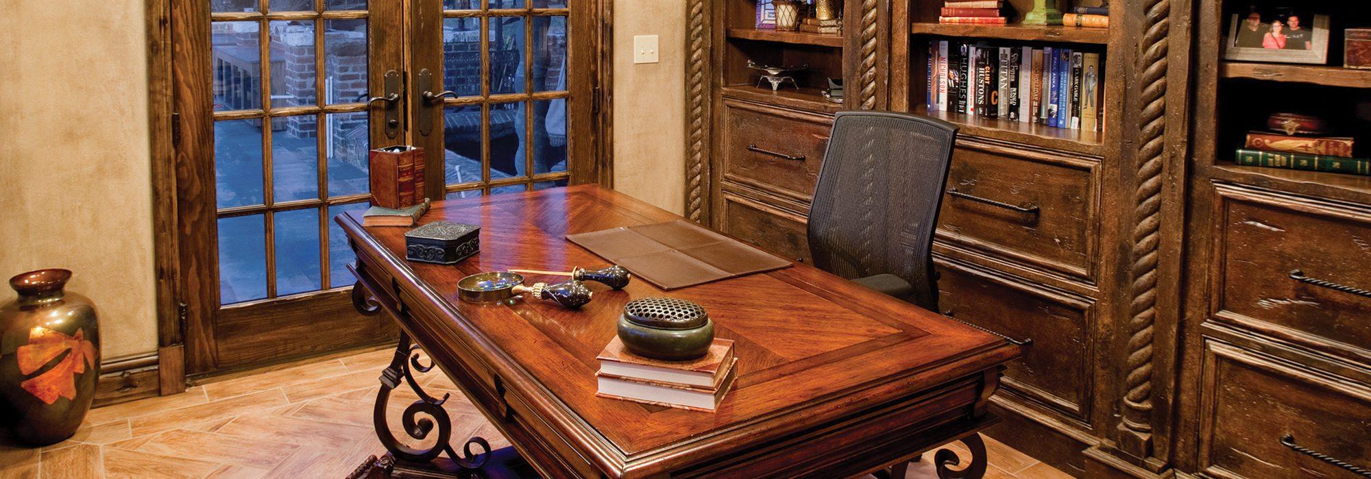 417 Home Design Awards 2015 - Home Office Winner