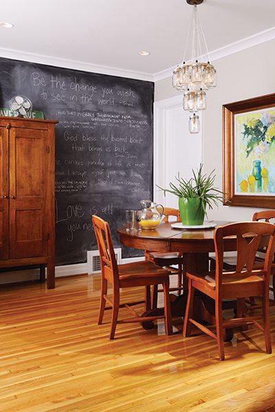 417 Home Design Awards 2015 - Kitchen Winner: Table