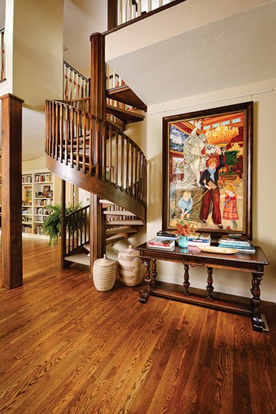 417 Home Design Awards 2015 - Whole Home Winner: Entryway