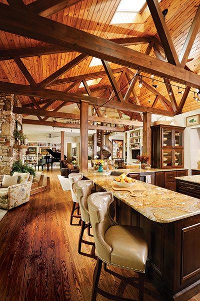 417 Home Design Awards 2015 - Whole Home Winner: Kitchen