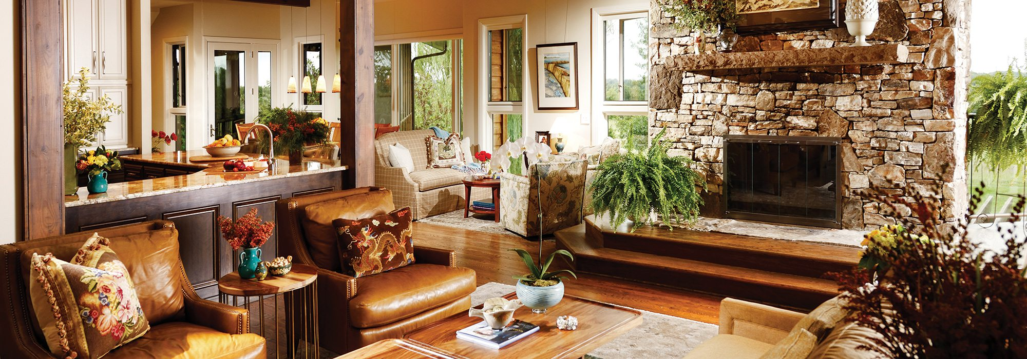 417 Home Design Awards 2015 Whole Home Winner - Living Room