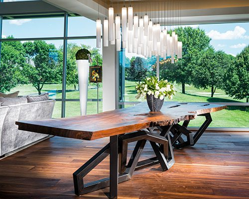 417 Home Design Awards 2019 Winner of Best Dining Room by Obelisk Home Springfield MO