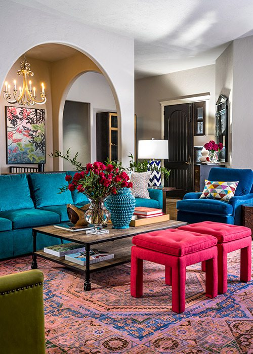 Best Drawing Room: Best Use Of Color In A Living Room