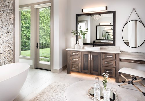417 Home Design Awards 2020 Winner of Best Bathroom by DKW Designs Springfield MO