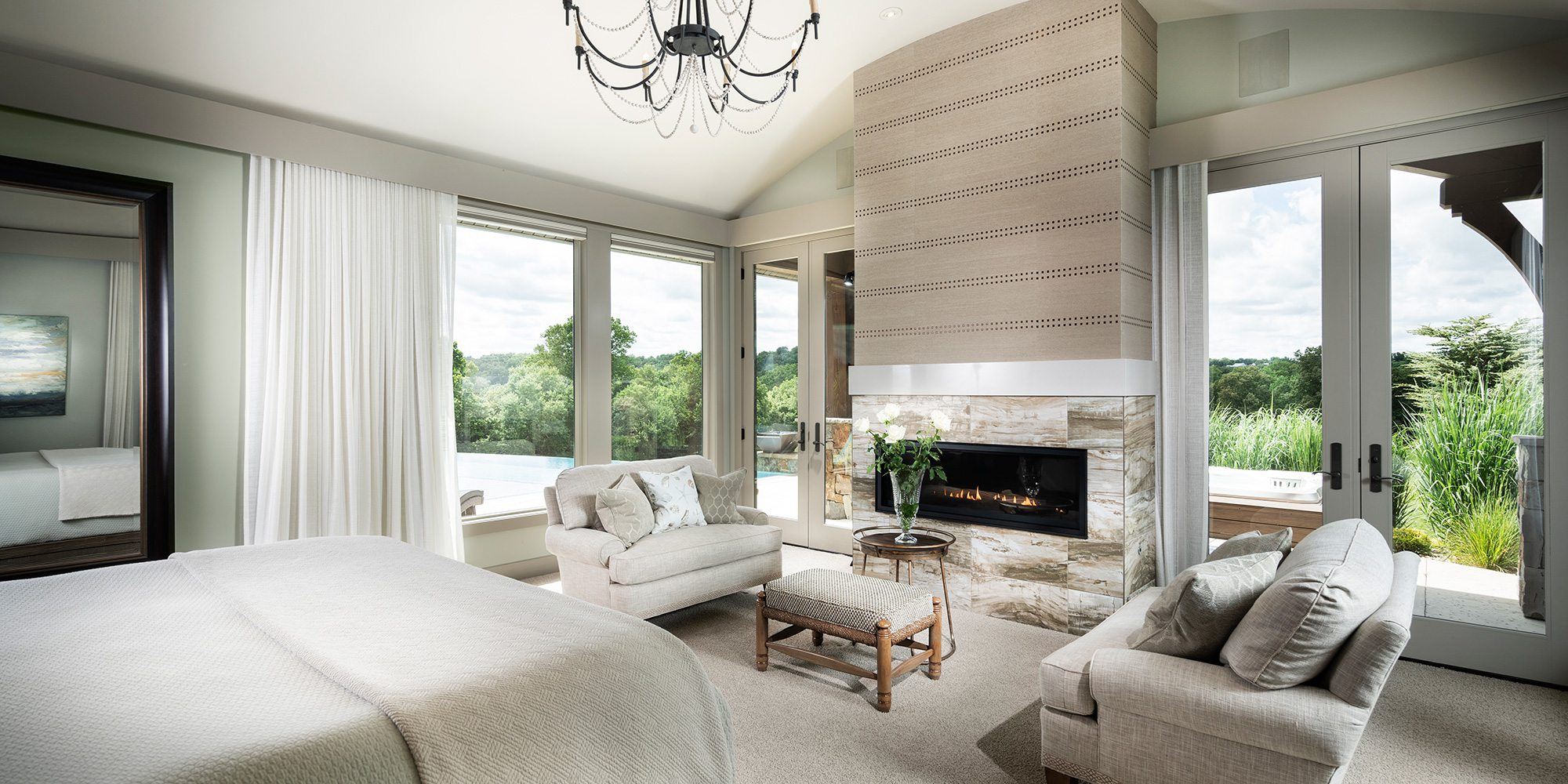 417 Home Design Awards 2020 Winner of Best Bedroom by DKW Designs Springfield MO