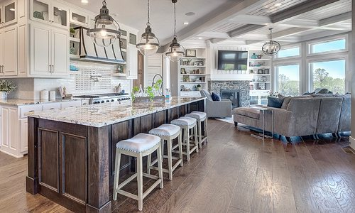 417 Home Design Awards 2020 Winner of Best Kitchen Design by Ellecor Springfield MO