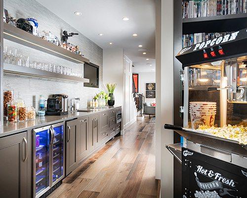 417 Home Design Awards 2020 Winner of Best Living Space by Obelisk Home Springfield MO
