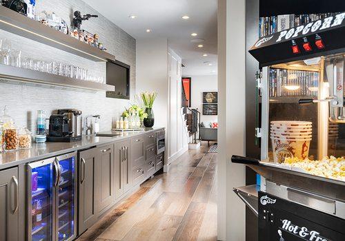 417 Home Design Awards 2020 Winner of Best Living Space Design by Obelisk Home Springfield MO