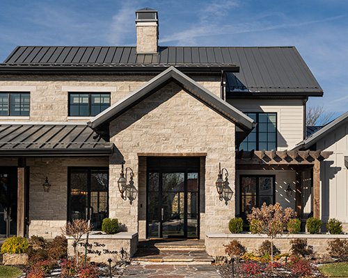 417 Home Design Awards 2020 Winner of Whole House Interior Design by Obelisk Home Springfield MO