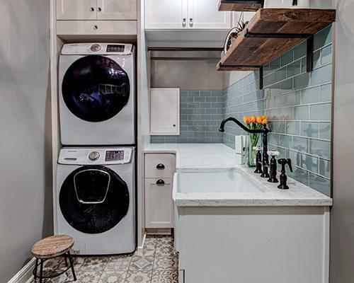 417 Home Design Awards 2020 Winner of Best Mudroom by Ellecor Springfield MO