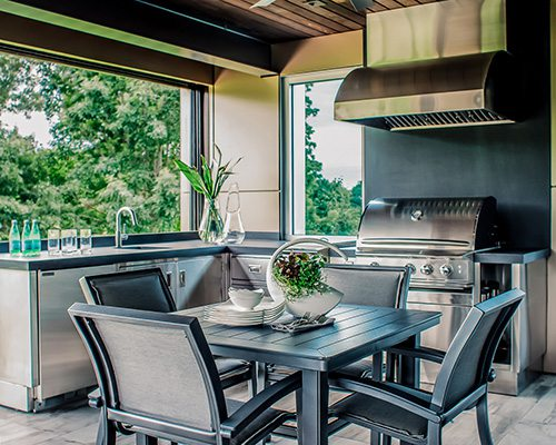 417 Home Design Awards 2020 Winner of Best Outdoor Space by Obelisk Home Springfield MO