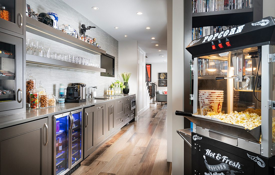 417 Home Design Awards 2020 Winner of Best Use of Technology by Obelisk Home Springfield MO