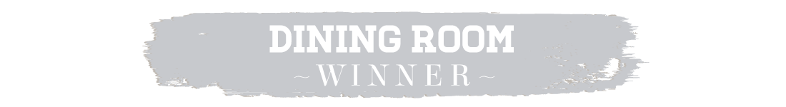 417 Home Design Awards 2015 - Dining Room Winner Text