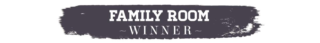 417 Home Design Awards 2015 - Family Room Winner Text