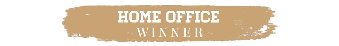 417 Home Design Awards 2015 - Home Office Winner Text
