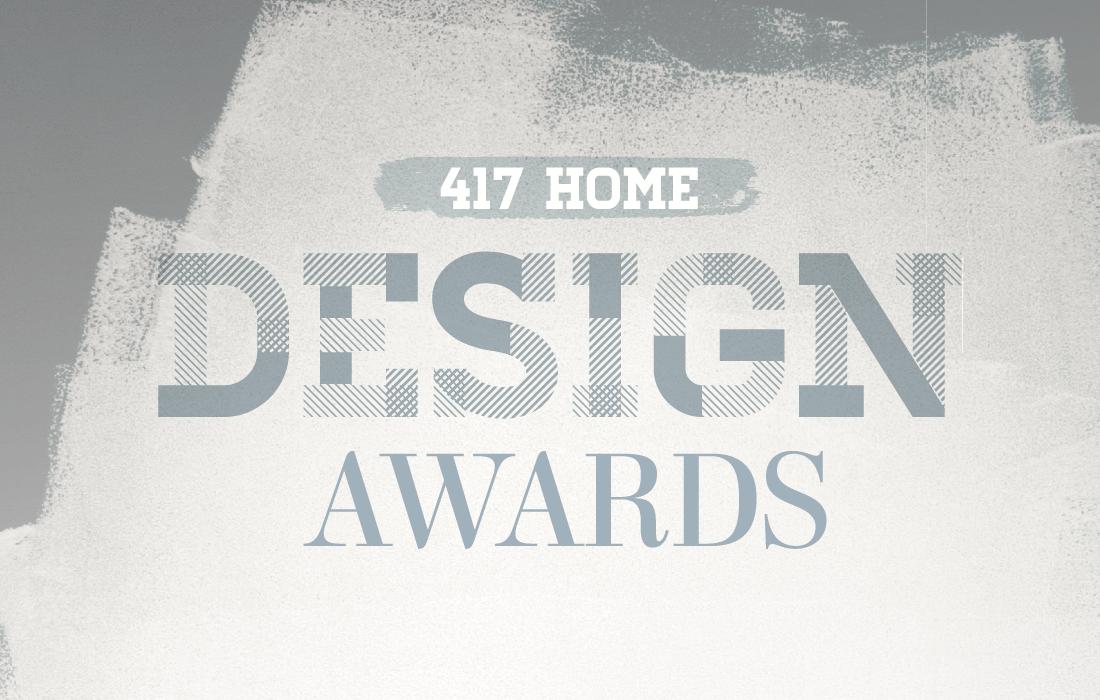 417 Home Design Awards 2015 Header Text