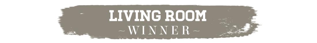 417 Home Design Awards 2015 - Living Room Winner Text
