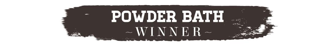 417 Home Design Awards 2015 - Powder Bath Winner Text