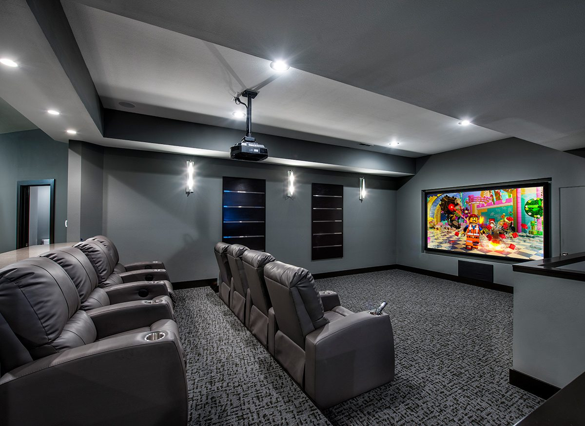 417 Home Design Awards 2016: Home Theatre