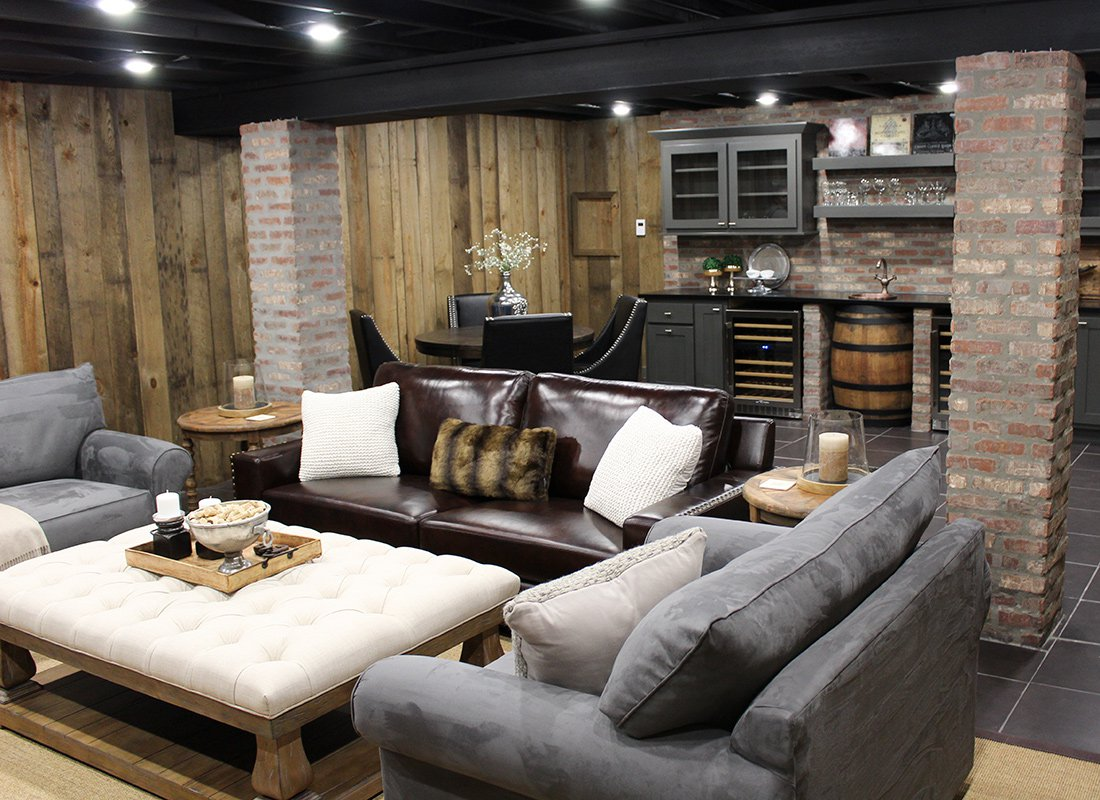 417 Home Design Awards 2017: Basement