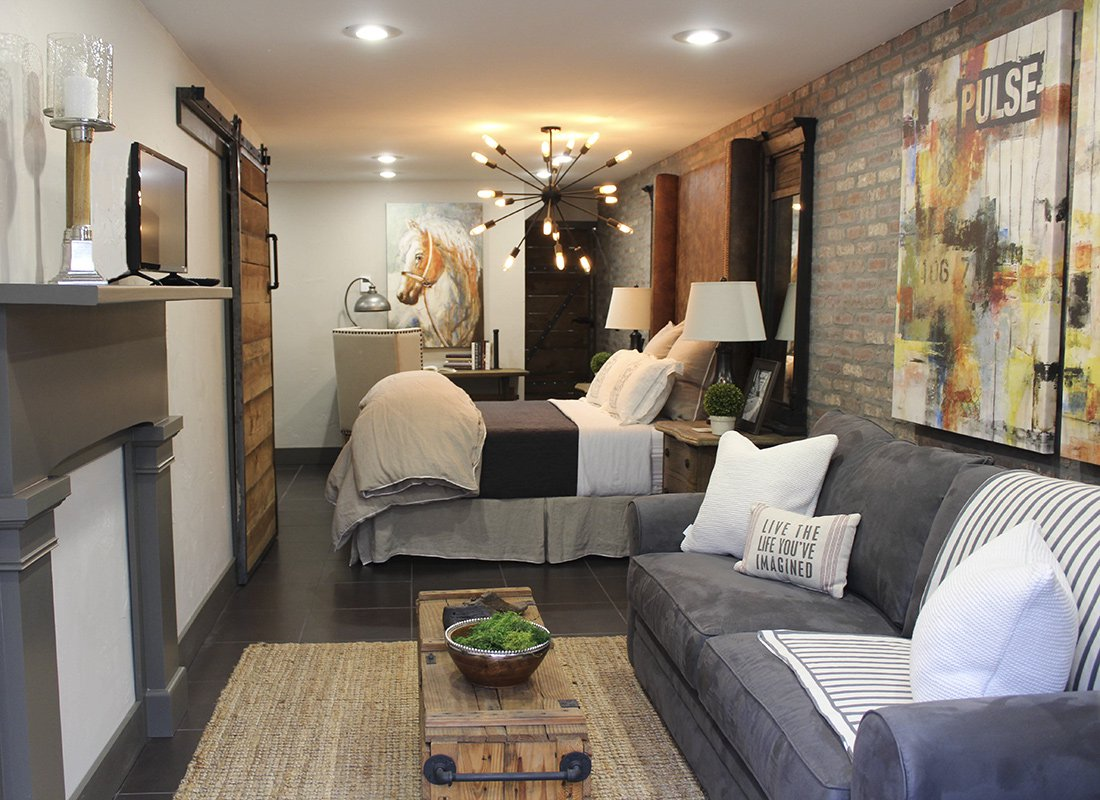 417 Home Design Awards 2017: Guest Room
