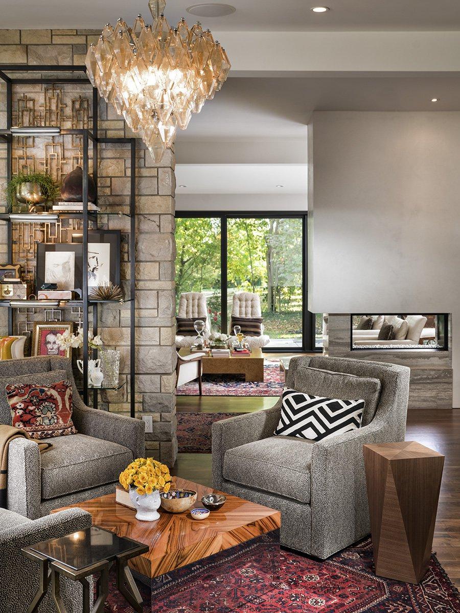 417 Home Design Awards 2017 - Historical Renovation: Living Room