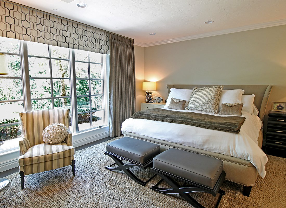 417 Home Design Awards 2017: Whole House, Master Bedroom