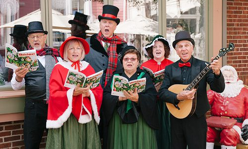 Dickens Carolers of Branson MO