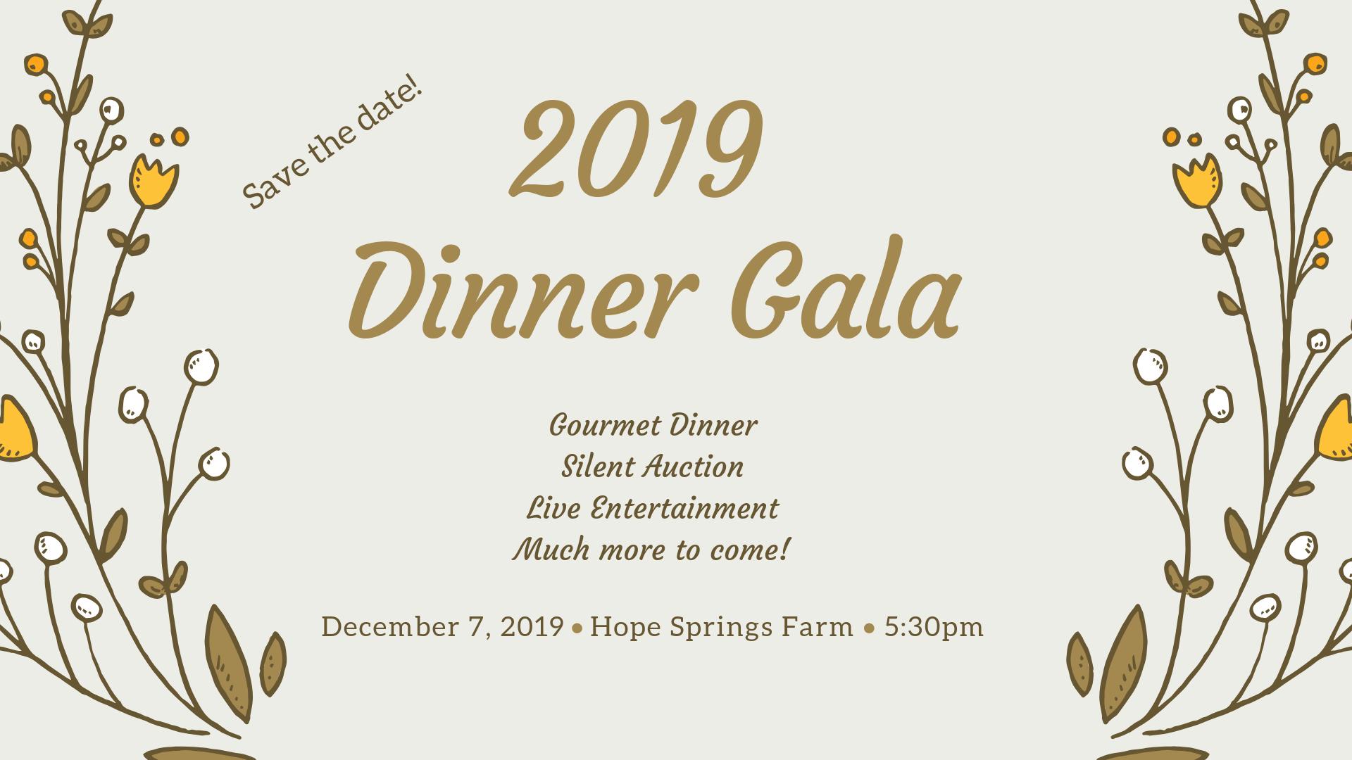Dinner gala in Springfield, MO
