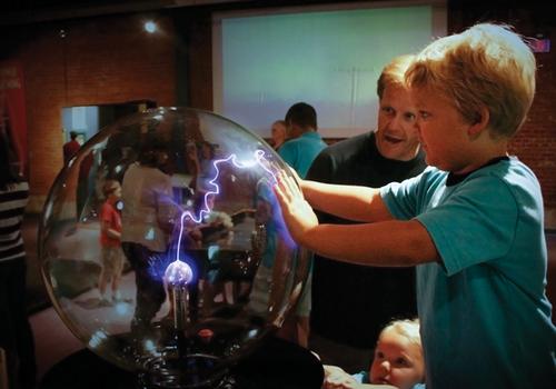 Parent/Child Workshop April: Robot Workshop
