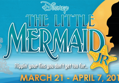 The Little Mermaid JR at Springfield Little Theatre