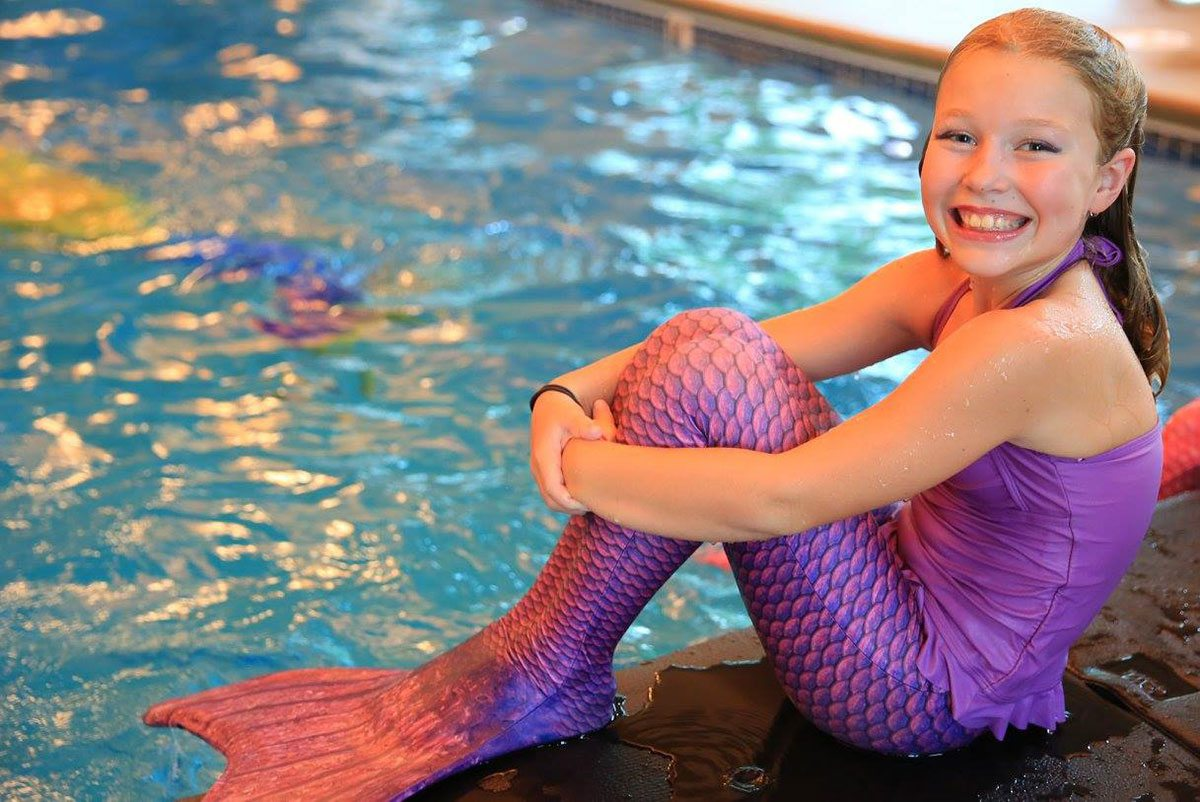 Diventures Mermaid Camp